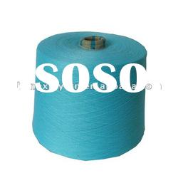 40/2 ring spun polyester yarn for knitting