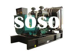 50hz or 60hz cummins diesel generator set with CE and ISO
