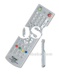 51 keys infrared remote control unit for home appliances