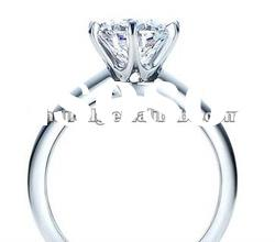 925 sterling silver ring with CZ SJ-R1A047