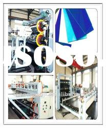 ABS Plastic Plate Production Machinery