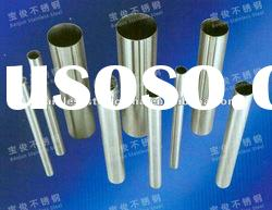 AISI 304 Stainless Steel Bright Welded Round Pipe/Tube