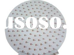 Aluminum base round led board pcb