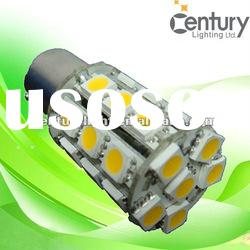 Auto car lamp 1157 led bulb ba15d base