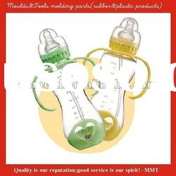 Baby feeding bottle with spoon supplier FDA approval