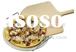 Barbecue Pizza Wooden Shovel fit kamado grill cooking pizza