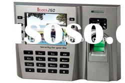 Biometric Fingerprint Time Attendance System with optional Wi-Fi function Iclock260
