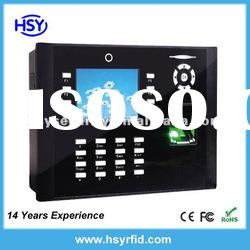 Biometric fingerprint time Control and Time Attendance System