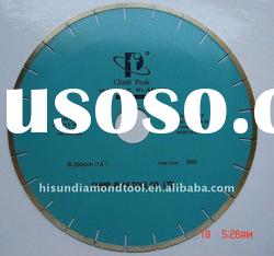 Brazed diamond saw blade for granite /cutting disk