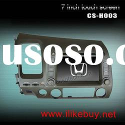 CS-H003 CAR DVD PLAYER WITH GPS FOR HONDA CIVIC left driving 2006-2011
