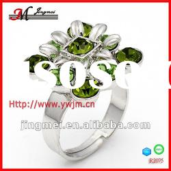 C-M1 2012 Wedding Rings Jewellery with zircon R2075