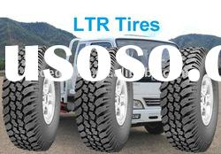 Chinese Light Truck Radial Tires