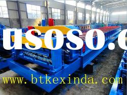 Color Steel Glazed Roof Tile Cold Roll Forming Machine Roll Former roofing machine
