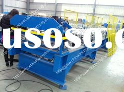 Color Steel Sheet Roll Forming Machine
