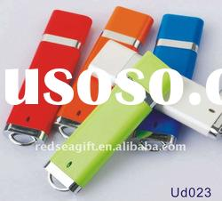 Colorful plastic usb memory stick, 32gb usb flash drive available