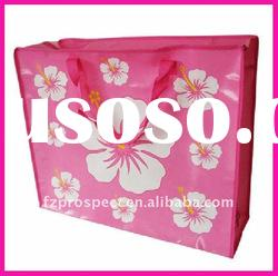 Customised pop up fabric non woven shopping bag