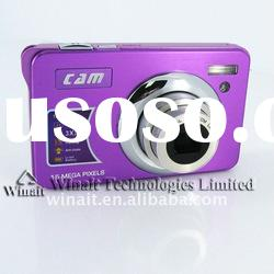 "DC-530A MAX.15MP 2.7"" TFT LCD digital camera with 3X optical zoom"