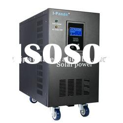 DC to AC Industrial pure sine wave inverter solar power Inverter I-P-XDC-8000VA(6000W)