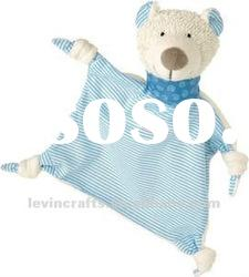 Doudou baby gift with rattle PAULA