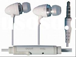 Earphone with Mic and Remote for Mobile Phone