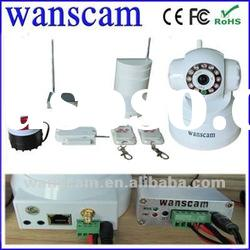 Factory price !!! best wifi home security Alarm System with ip camera