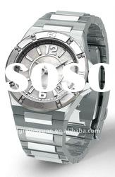 Fashion Japan Movement Water Resistant Stainless Steel Watches3D-00007