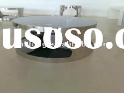 Fashion coffee table round table glass tableCJ-106