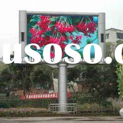 Full color led advertising electronic billboard