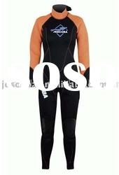 Full neoprene diving wetsuits for Women