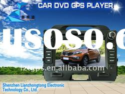 GPS NAVIGATION FOR KIA-SPORTAGE WITH BLUETOOTH AVI DIGITAL TV TOUCH SCREEN
