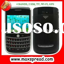 GPS WIFI cellular phone with qwerty keyboard