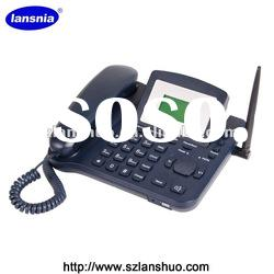 GSM FIXED WIRELESS DESKTOP SIM CARD TELEPHONE FWP