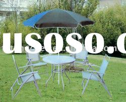 Garden furniture set - table and chair