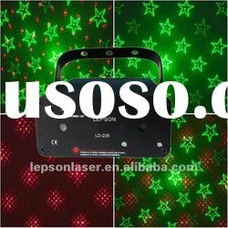 Green and Red Professional laser projector