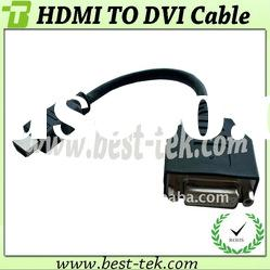 HDMI TO DVI Cable HDMI Male to DVI Female
