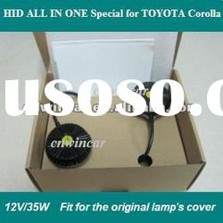 HID ALL IN ONE XENON KIT 9004,9007 For COROLLA,FORD, MITSUBISHI