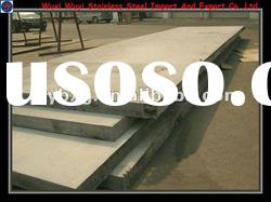 High Quality 409L Stainless steel plate(2B/BA/No.1)