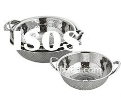 High Quality Stainless Steel Colander with high quality and elegant design