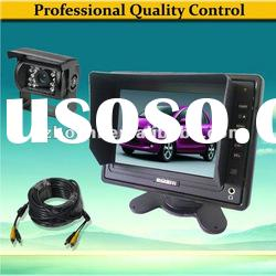 "High quality-5"" video camera security system for bus with reasonable price"