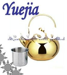 Hot sale stainless steel tea kettle pot