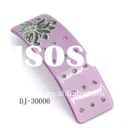 Hot sales cheap acrylic hair clip in india market