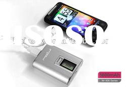 IMIPOW mobile power station solar for iphone 5600mAh