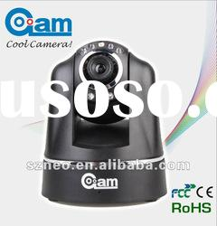 Indoor wireless ip camera with night vision