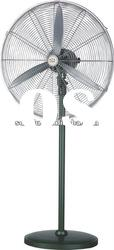 Industrial stand fan,good quality and reasonable price,with certification approval