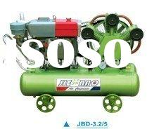 JBD-3.2/5 diesel engine air compressor