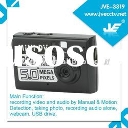 JVE-3319 8GB 1280*960 mini recorder dvr;portable dvr camera;hidden gifts items