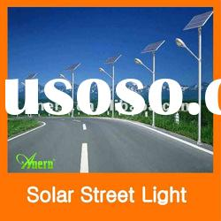 LED Integrated Solar Street Light 120W Light Source