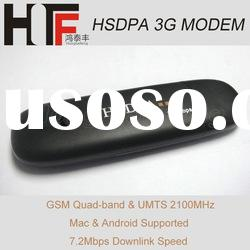 Low Price HSDPA Wireless 3G USB SIM Card Dongle