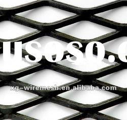 Low carbon steel expanded metal mesh (factory,9 experience)