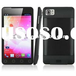 MTK6575 A75 Cell phone With 5.0 Inch Capacitive Screen Android 4.0 OS WCDMA 3G WIFI GPS